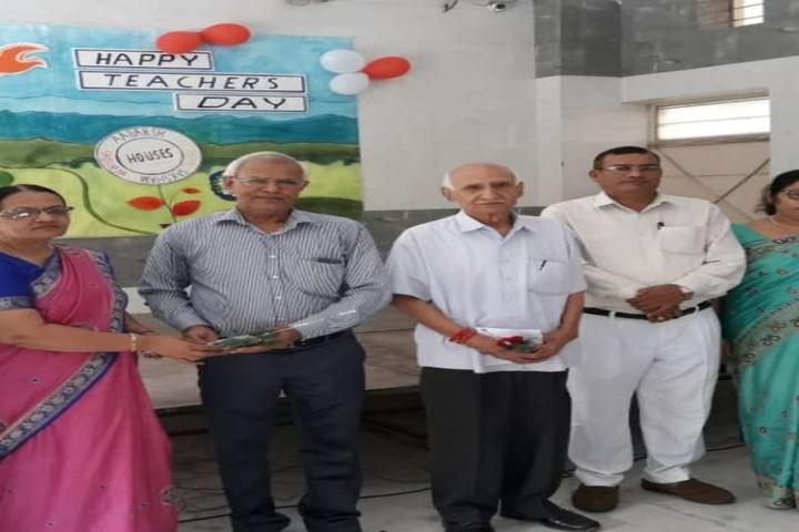 C R Saini Public School-Teachers Day Celebrations
