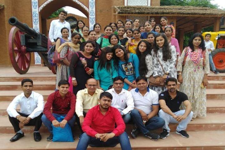 C R Saini Public School-Tour