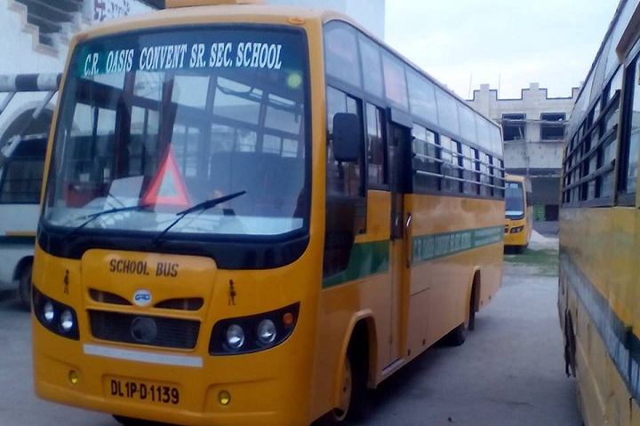 CR Oasis Convent School-Transport