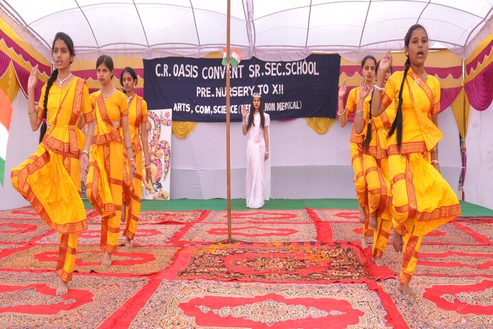 C.R. Oasis Convent School-Dance