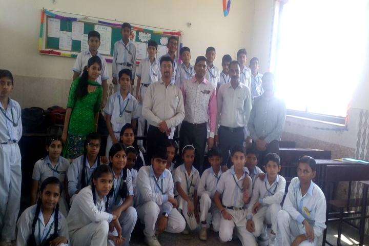 C.R. Oasis Convent School-Diwali