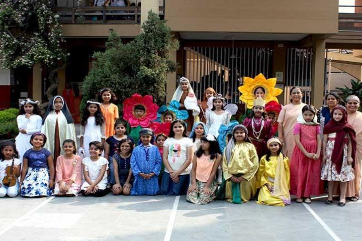 Carmel Convent School-Childrens Day