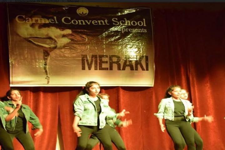 Carmel Convent School-Cultural Fest