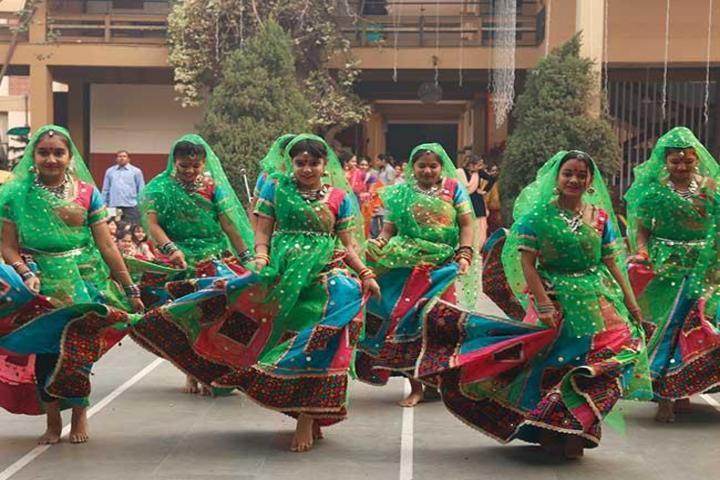 Carmel Convent School-Festival Celebrations
