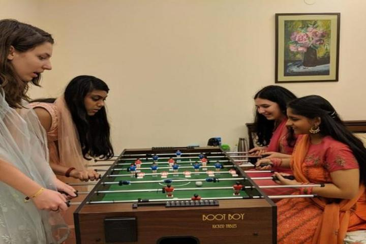 Carmel Convent School-Indoor Games