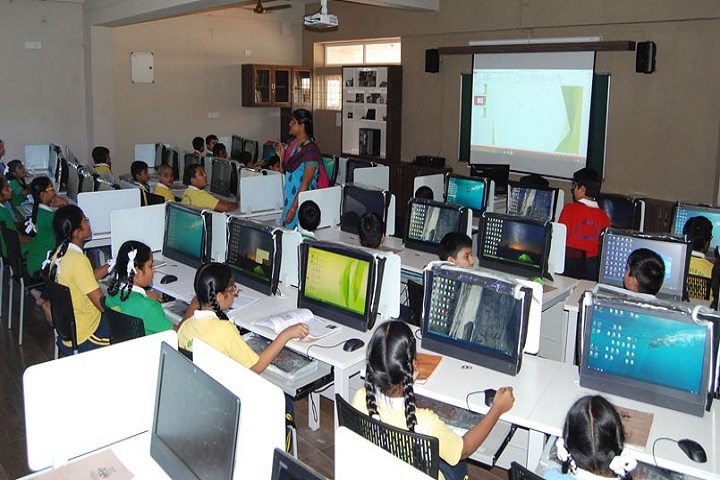 Little Angles School-Computer Lab