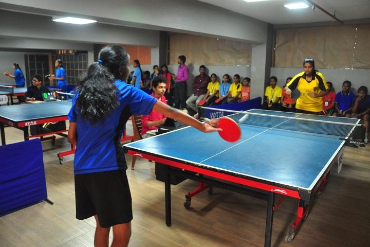 Little Angles School-Indoor Games