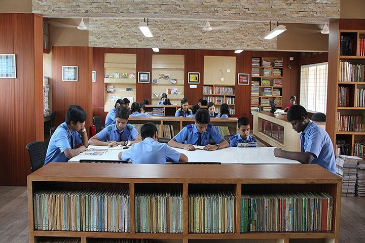 Little Angles School-Library