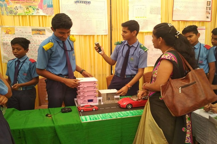 Little Angles School-Science Exhibition