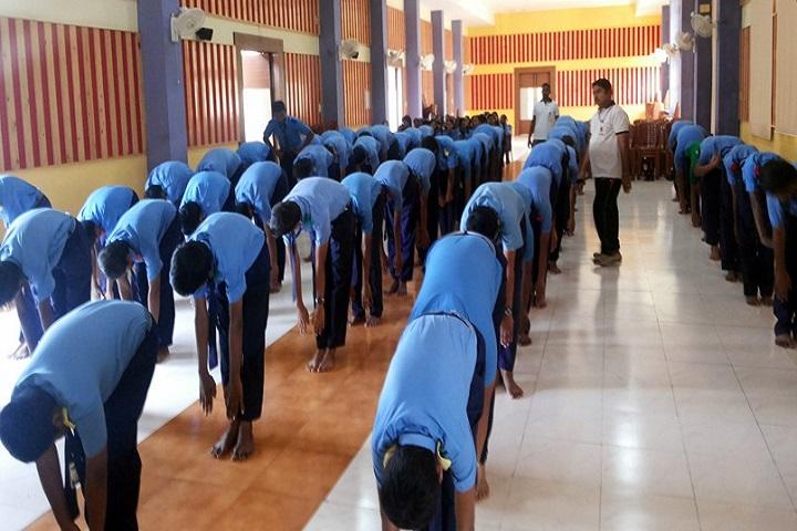 Little Angles School-Yoga