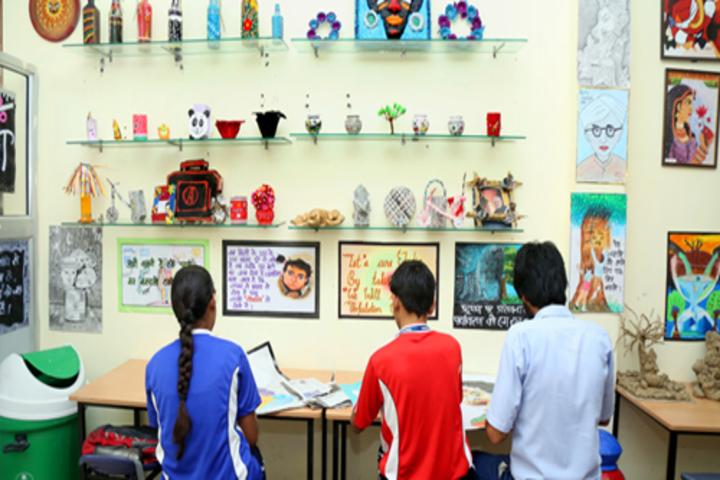 Chhotu Ram Public School-Arts