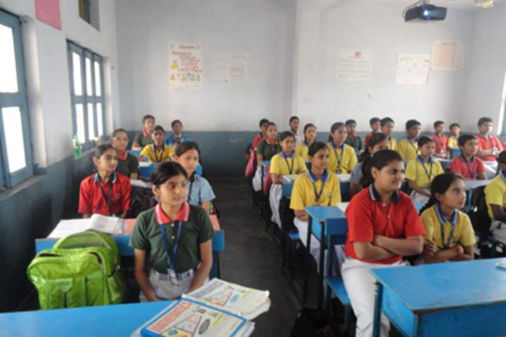 Chhotu Ram Public School-Classroom