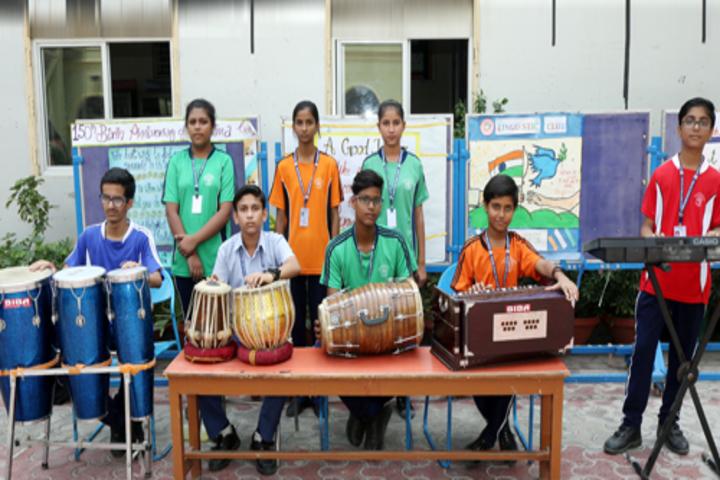 Chhotu Ram Public School-Music
