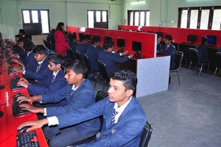 Chhotu Ram Public School-Computer Lab