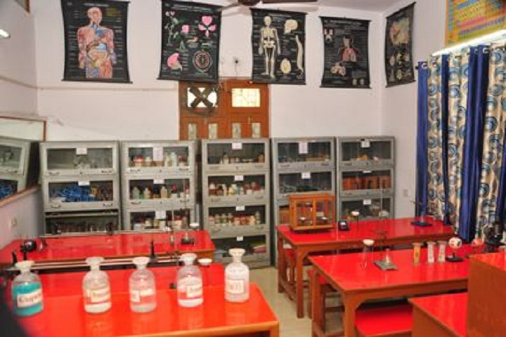 Chhotu Ram Public School-Laboratory