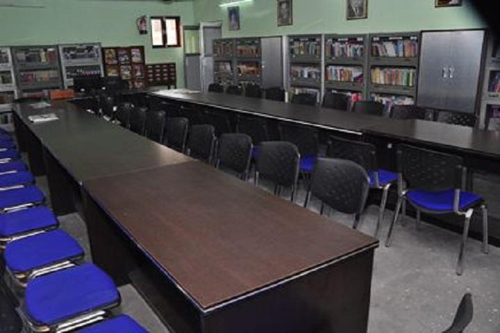 Chhotu Ram Public School-Library