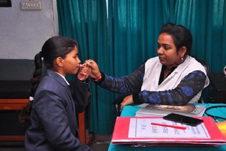 Chhotu Ram Public School-Medical Rooms