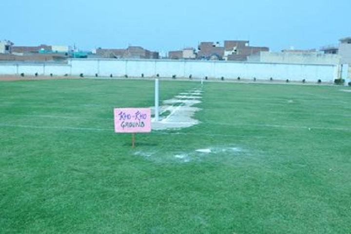 Chhotu Ram Public School-Play Ground
