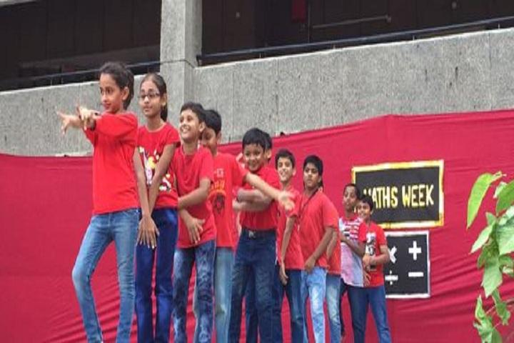 Chinmaya Vidyalaya Senior Secondary School-Dance