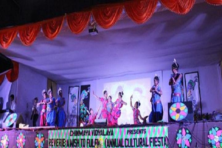 Chinmaya Vidyalaya Senior Secondary School-Events