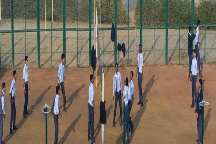 Chinmaya Vidyalaya Senior Secondary School-Outdoor Games