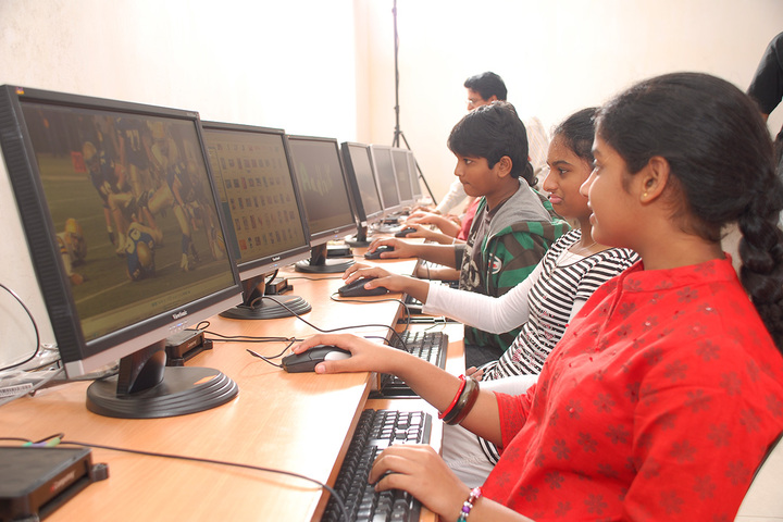 Little Woods School-Computer Lab