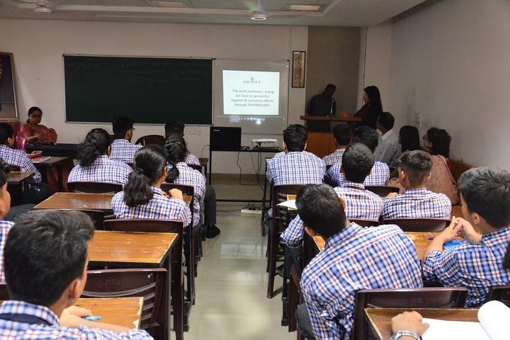 Col Satsangis Kiran Memorial Public School-CAV Room