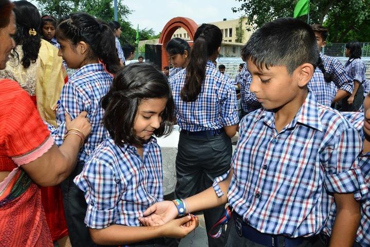 Col Satsangis  Kiran Memorial Public School-Celebrations