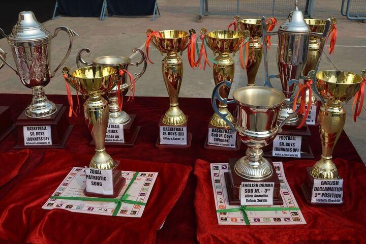 Col Satsangis Kiran Memorial Public School-Champions