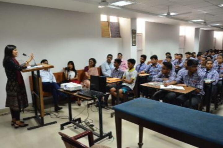 Col Satsangis Kiran Memorial Public School-Seminar
