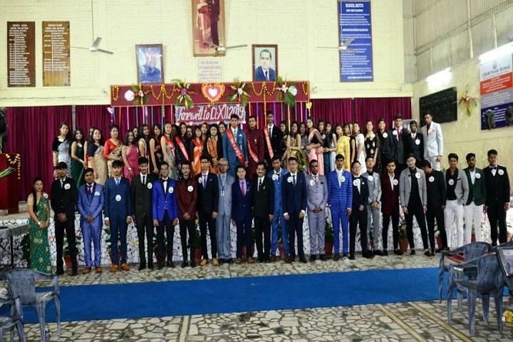 Col Satsangis Kiran Memorial Public School-Farewell Party