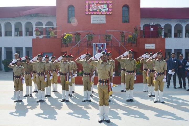 Col Satsangis Kiran Memorial Public School-Republic Day