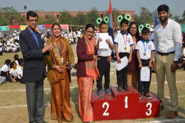 Col Satsangis Kiran Memorial Public School-Sports Meet