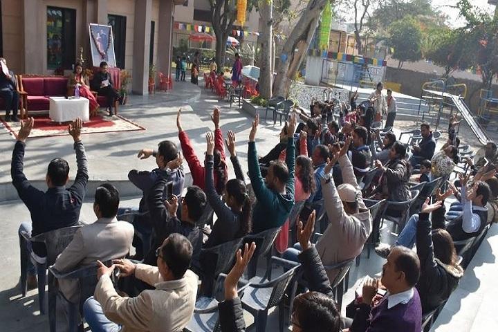 Col Satsangis Kiran Memorial Public School-Workshop