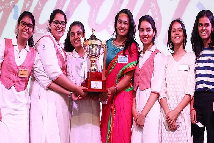 Convent Of Jesus and  Mary School-Championship