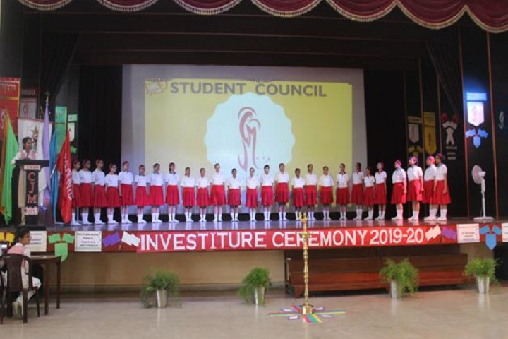 Convent Of Jesus and  Mary School-Students Council