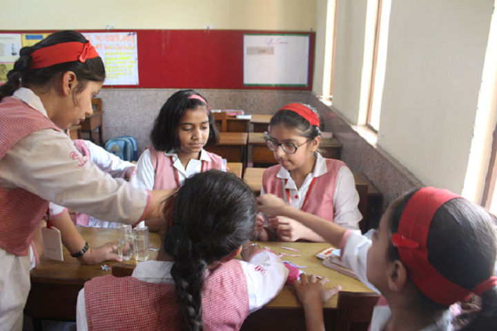 Convent Of Jesus and  Mary School-Activity