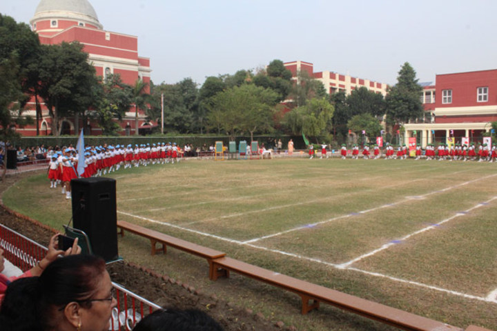 Convent of Jesus and Mary School-Ground
