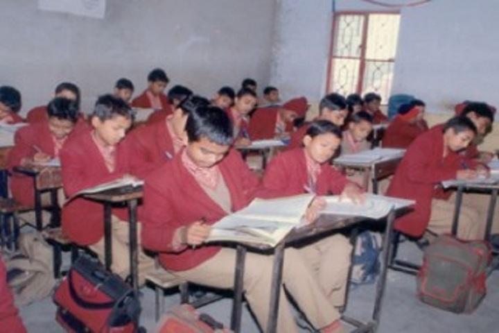 Cosmos Public School- Class room