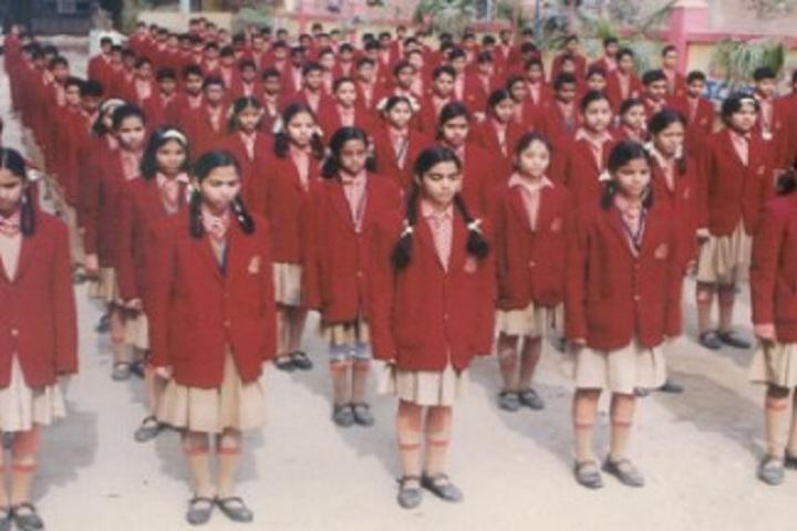 Cosmos Public School-Assembly