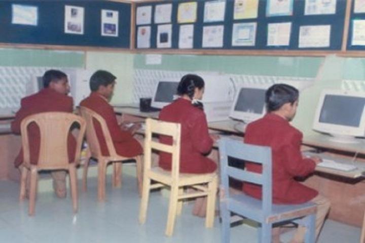 Cosmos Public School-Computer Lab