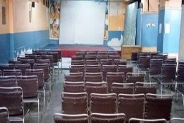 Crescent Public School-Auditorium