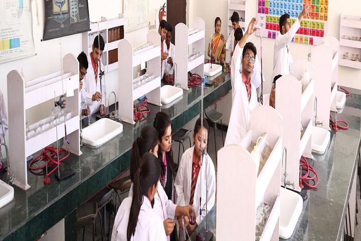 Crescent Public School-Laboratory