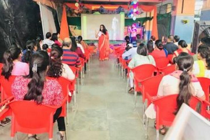 Crescent Public School-Orientation Programme