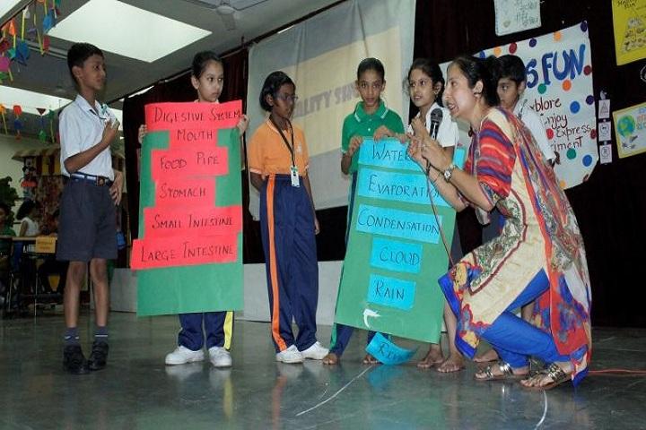CRPF Public School-Activity