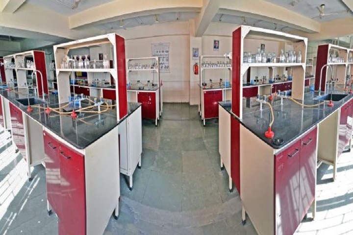 CRPF Public School-Chemistry lab