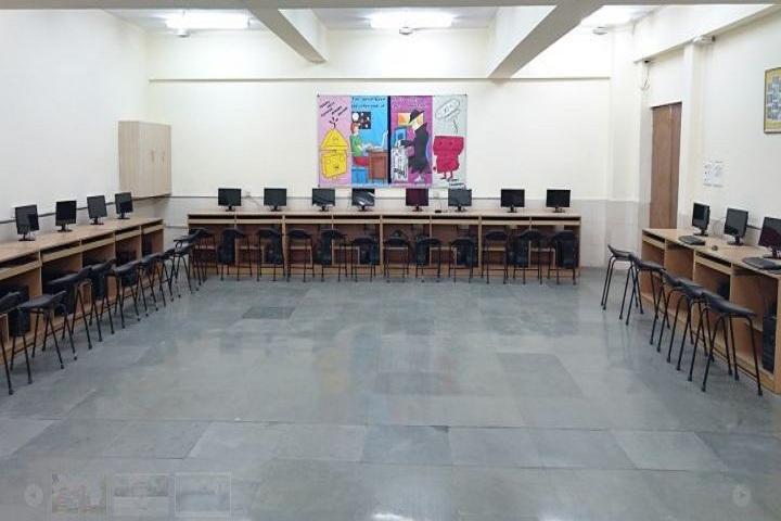 CRPF Public School-Computer lab