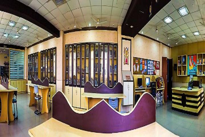 CRPF Public School-Library