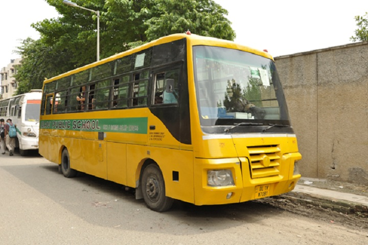 D A V Public School-Transport