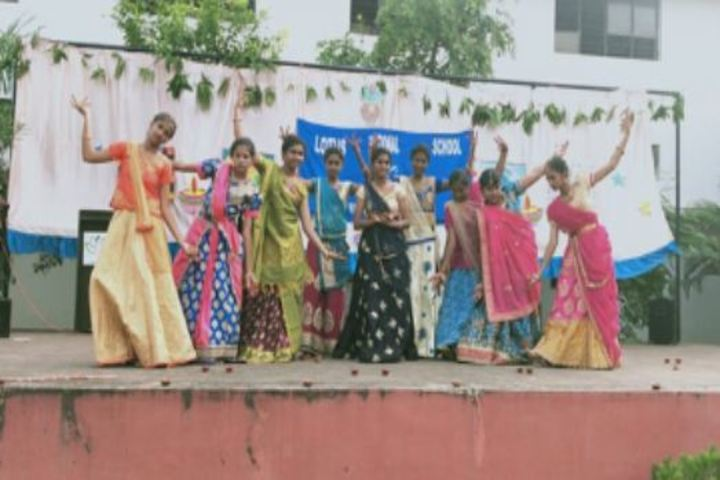 Lotus International School-Dance